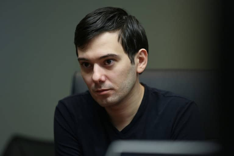 Martin Shkreli's Net Worth