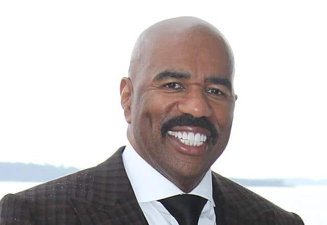 Steve Harvey's net worth
