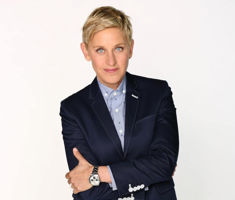 Ellen Degeneres's Net Worth