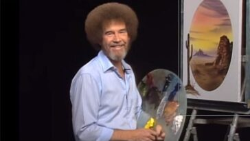 Bob Ross Net Worth