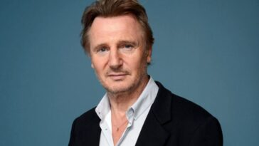 Liam Neeson's Net Worth