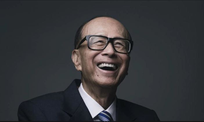 Richest People - Li Ka-Shing