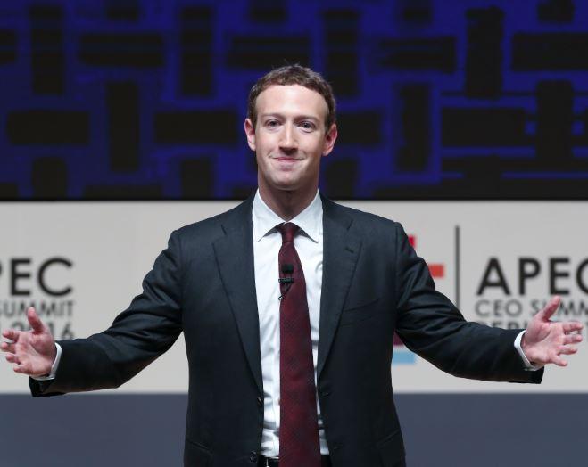 Richest People - Mark Zukerberg