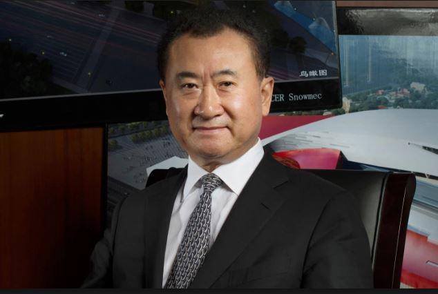 Richest People - Wang Jianlin