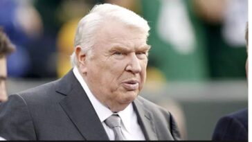 John Madden's Net Worth