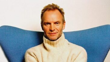Sting's Net Worth