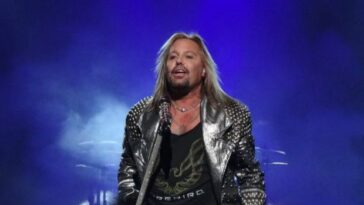 Vince Neil's Net Worth