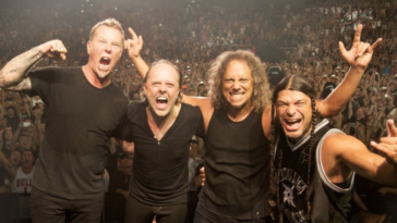 Metallica's Net Worth