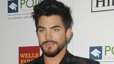 Adam Lambert's Net Worth