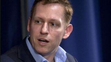 Peter Thiel's Net Worth