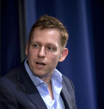 Peter Thiel's Net Worth