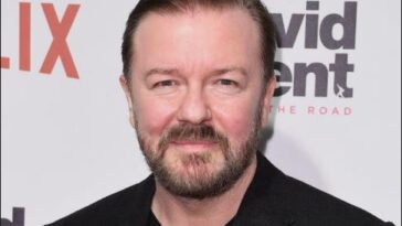Ricky Gervais's Net Worth