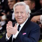 Robert Kraft's Net Worth