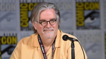 Matt Groening's Net Worth
