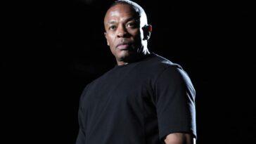 Dr Dre's net worth