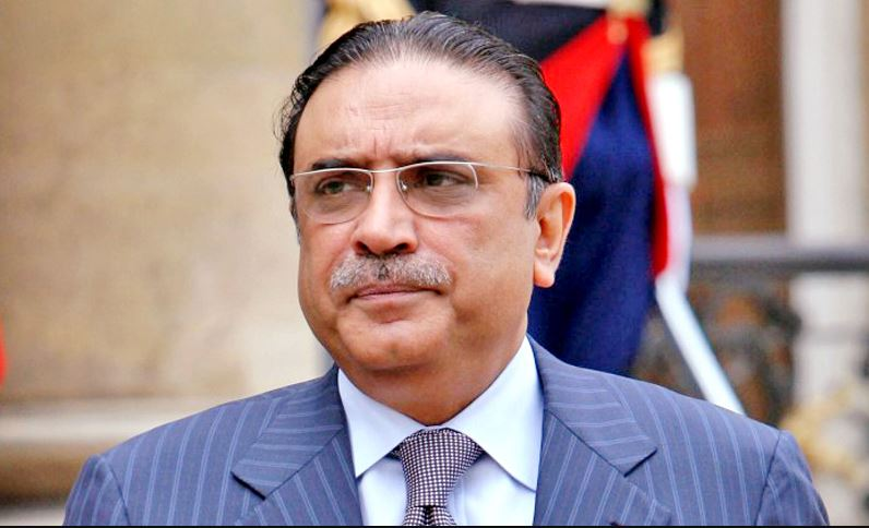 Richest People in Pakistan - Asif Ali Zardari