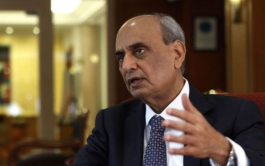 Richest People in Pakistan - Mian Mansha