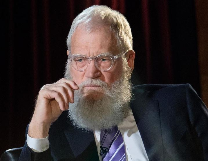 Funniest Stand Up Comedians - David Letterman