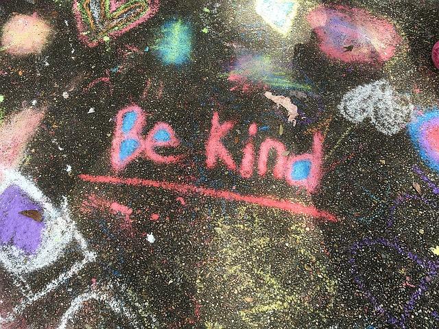 Be kind and humble - Alpha male traits