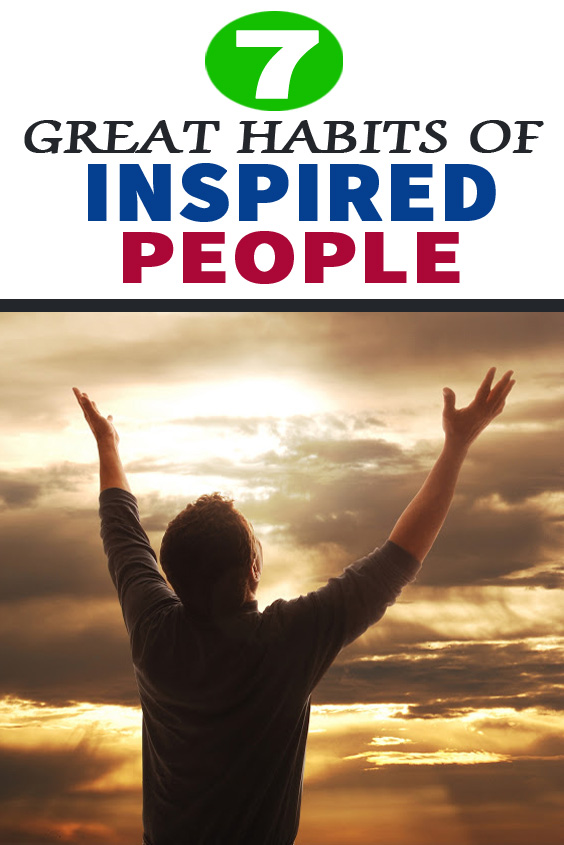 Habits of Inspired People