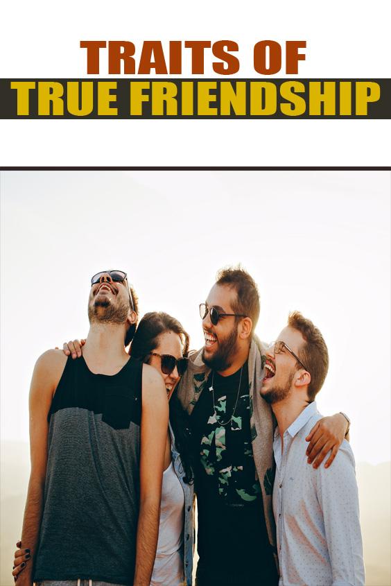 True Friendship traits
